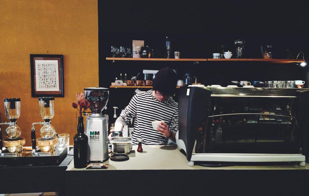 スペシャルティコーヒーやラテアートGOOD COFFEE, GOOD PEOPLE.